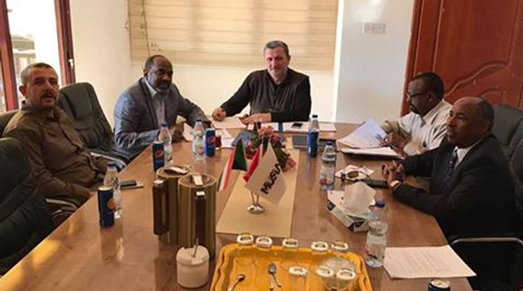 Müsiad Sudan Şubemizde ilk imzalar atıldı