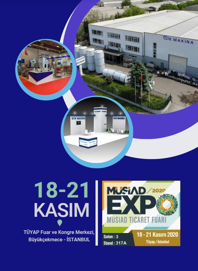 MÜSİAD EXPO 2020 FUARI